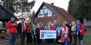 """Dani planinara FBiH: PD """"Konjuh"""" Tuzla nagrađeno kao najbrojnije i najaktivnije društvo"""