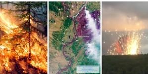 DRAMA U RUSIJI: Gore šume površine kao dvije Vojvodine, hiljade ljudi evakuisano nakon eksplozije (VIDEO)