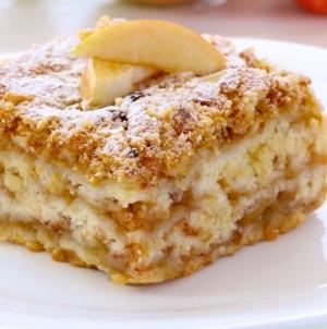 Topao ili hladan, podjednako je dobar: Kolač sa jabukama