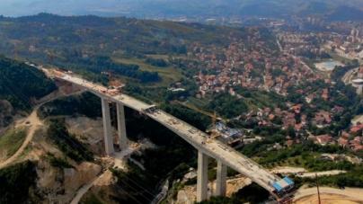 U ponedjeljak spajanje zahtjevnog vijadukta Babina Rijeka