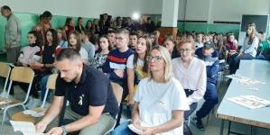 """Održano predavanje u Srednjoj medicinskoj školi Tuzla: """"Život poslije raka… Borba se nastavlja!"""""""