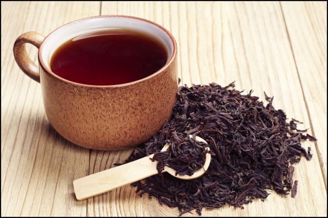 Kako se pije crni čaj