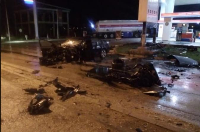 Nakon stravične nesreće u Visokom, preminuo 18-godišnji suvozač iz BMW-a