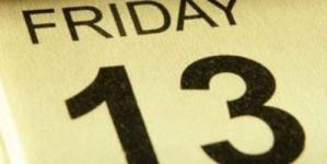 Evo zašto ljudi misle da je petak 13. baksuzan