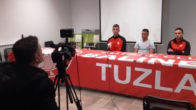 Tuzlanski Jarčevi pred domaćom publikom: Zaslužujemo podršku