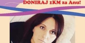 Potrebna pomoć dobrih ljudi: Ana iz Drvara ostala nepokretna nakon što ju je ranio policajac