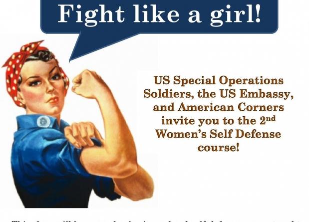 Prijavite se: Besplatna jednodnevna obuka samoodbrane za žene u Tuzli