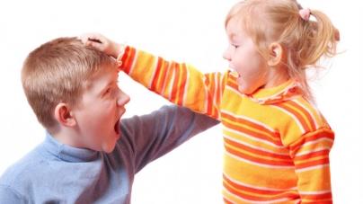 Šta raditi kada se djeca posvađaju