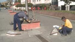 U toku radovi na sanaciji i rekonstrukciji dijela Trga slobode (VIDEO)