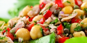 Salata od tunjevine za one koji žele imati savršenu liniju