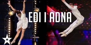 Edi Maglajić i Adna Kujundžić iz Bihaća oduševili žiri na Supertalentu 2019 Hrvatska