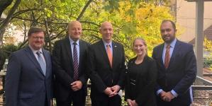Sastanak u organizaciji Ambasade Sjedinjenih američkih država u BiH