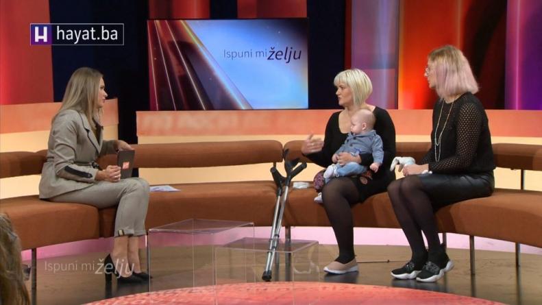Jedva preživjela u devetom mjesecu trudnoće: Emotivna priča sarajevske profesorice