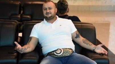 Beriz Kabilović uhapšen na otvorenju svog kluba