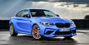 Stražnji pogon i 450 KS glavni su aduti za novi BMW M2 CS