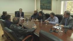 Sastanak u Gradskoj upravi Tuzla nakon najave otvaranja migrantskog centra u Ljubačama