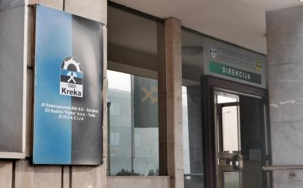 """Najavljen Generalni štrajk u ZD Rudnici uglja """"Kreka"""" u Tuzli"""