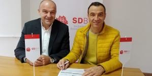 Aleksandar Vujadinović prešao u Socijaldemokrate BiH