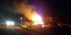 Epilog nesreće kod Bijeljine: Petero povrijeđenih, Citroen se zapalio