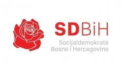 Socijaldemokrate BiH: Bezuslovno zaštiti djecu iz Pazarića, kazniti odgovorne, ali i one koji političkim manipuacijama dodatno muče oštećene