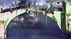 Na današnji dan 1993. jedinice Hrvatskog vijeća odbrane srušile su Stari most