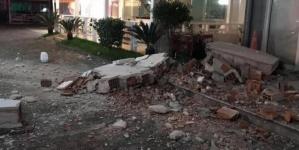 Prvi snimci iz Albanije: Ima mrtvih, najmanje 150 osoba povrijeđeno, oštećene i urušene građevine