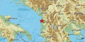 Novi snažni potres u Albaniji, građani u strahu