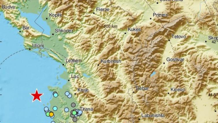 Nema mira za lokalno stanovništvo: Od jutros čak dva zemljotresa pogodila Albaniju