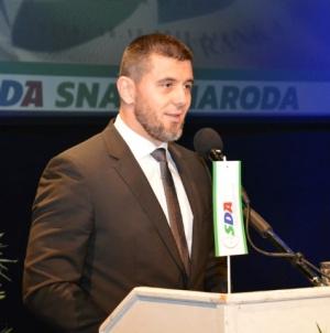 Salko Zildžić novi predsjednik GO SDA Tuzla