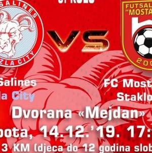 Mejdan domaćin najvećeg derbija Futsal lige BiH