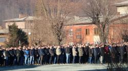 Nepregledna kolona ljudi: Klanjana dženaza supružnicima Bećić, stradalima u saobraćajnoj nesreći kod Olova