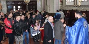 Pravoslavni vjernici danas obilježavaju Božić