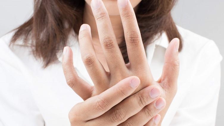 Prsti su vam otečeni, kada kod ljekara