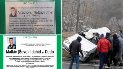 Dan žalosti u Srebreniku: Danas dženaza mladićima stradalim u stravičnoj nesreći