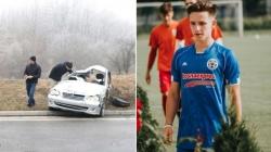 Nakon stravične nesreće kod Tuzle, doktori se bore za život mladog Anela Arnautovića