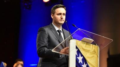 Bećirović: Očekujem da delegati pokažu kako su advokati građana, a ne ratnih zločinaca