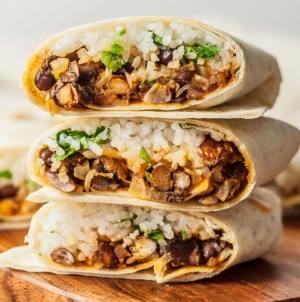 Napravite sami ukusne buritose