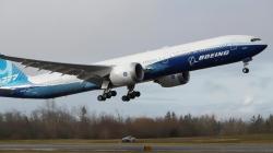 Uspješno poletio Boeing 777X, najduži putnički avion na svijetu