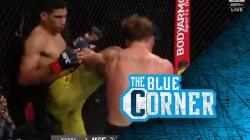 Burns brutalno koljenom nokautirao protivnika na debiju u UFC-u