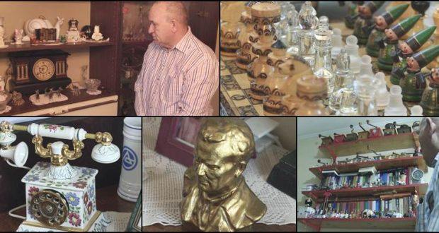 Tuzlanski kolekcionar Mišo: Sat iz 1905. porijeklom iz Washingtona, prenosi se sa koljena na koljeno (VIDEO)