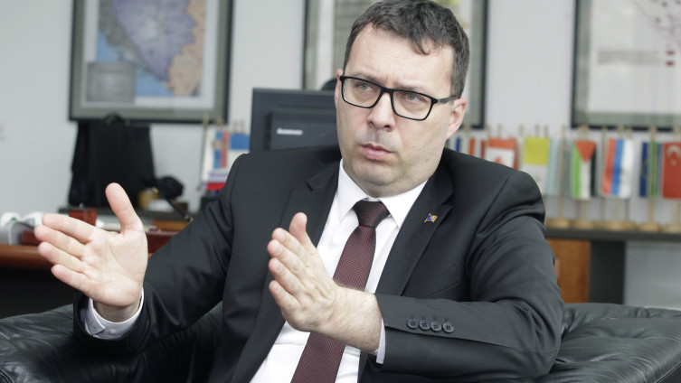 """Nermin Džindić: Rudari prijete štrajkom ispred """"Elektroprivrede BiH"""""""