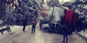 Tragična sudbina stradalih Bečića: Poveli jedinu unuku na doček Nove godine i podletjeli pod cisternu kod Olova