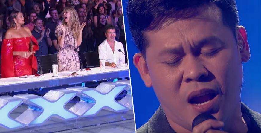 Filipinac raspametio i žiri i publiku: Celine Dion i Andrea Bocelli u jednom tijelu