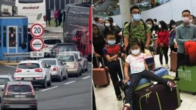 U Hrvatsku doputovao autobus pun kineskih turista iz Wuhana