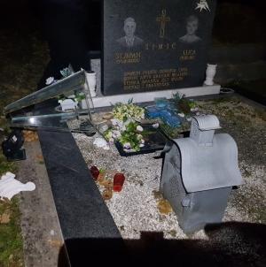 Klub Hrvata u Domu naroda FBiH osudio skrnavljenje katoličkog groblja u Tuzli