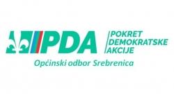 Zahtijevamo da kandidat za načelnika Srebrenice bude isključivo sa prebivalištem u ovoj općini