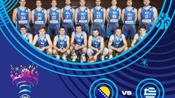 Ulaznice za košarkaški meč BiH – Grčka od danas u prodaji u Tuzli