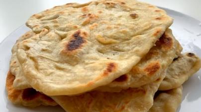 Odličan recept: Brze tortilje bez kvasca