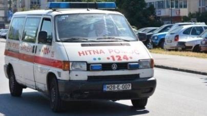 Muškarac preminuo na putu za bolnicu u Travniku, bio zaražen
