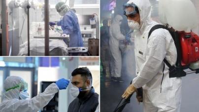 Svijet u borbi protiv koronavirusa: Najviše oboljelih u Americi, Kini i Italiji